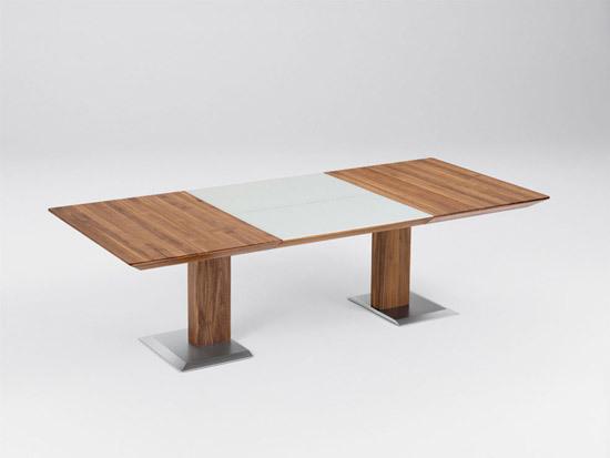stretto tisch von team 7 produkt. Black Bedroom Furniture Sets. Home Design Ideas