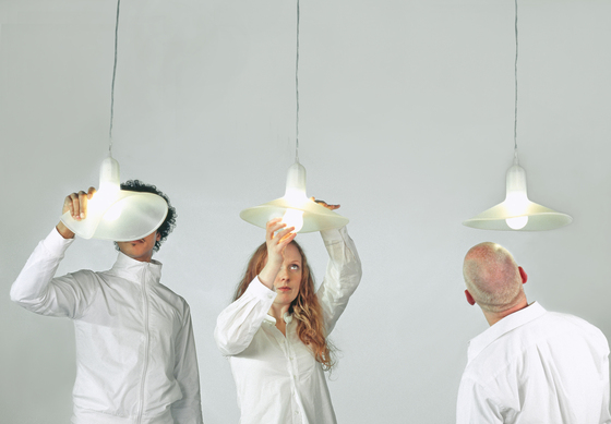 Flex lamp by Droog
