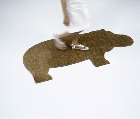 Hippo mat by Droog