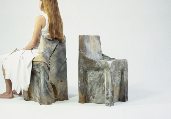 Cow chair di Droog