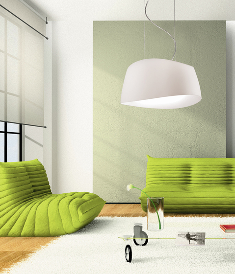 Aero Wall light by LUCENTE