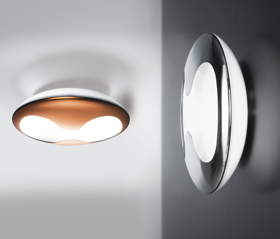 Eight Wall light by LUCENTE