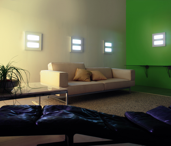 Equal Iluminación pared de LUCENTE