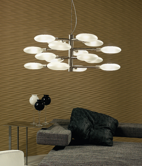 Lollypop Pendant light by LUCENTE
