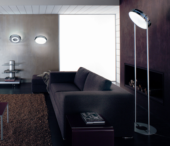 Tamburo Floor lamp by LUCENTE