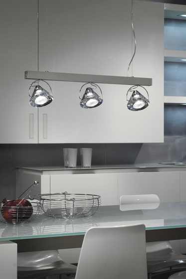 Wedge Ceiling light by LUCENTE