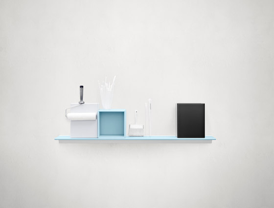 Montana Shelving system | application example by Montana Møbler