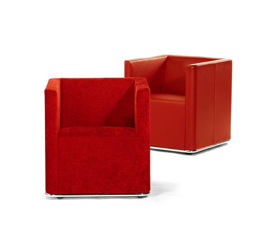 Grammy Armchair by GRASSOLER