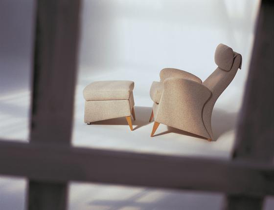 Koly Armchair by GRASSOLER