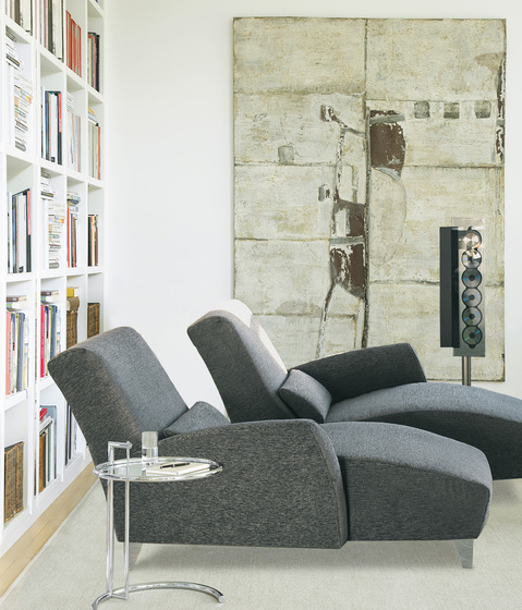 Place by grassoler chaise longue product for Chaise 2 places