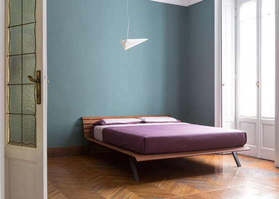 Forrest | double bed von Skitsch by Hub Design