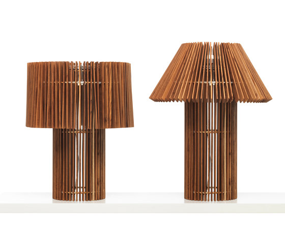 Wood | table lamp de Skitsch by Hub Design