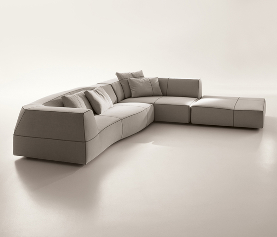 Bend sofa by B&B Italia