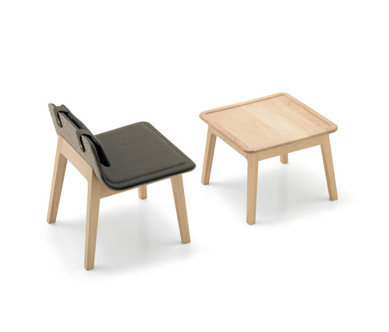 Laia Bench by Alki