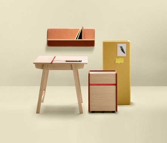 Landa Shelf Unit by Alki