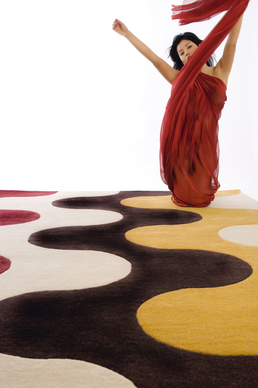 Flammes von Now Carpets
