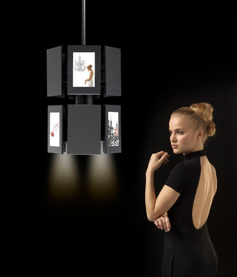 Digital Dreams hanging lamp round de Brand van Egmond