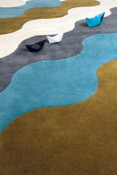Vagues de la Mer von Now Carpets