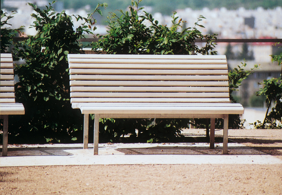tapisea Park bench by mmcité