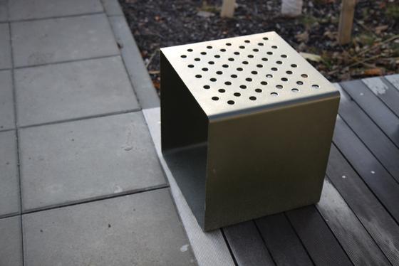 radium Parkbank von mmcité