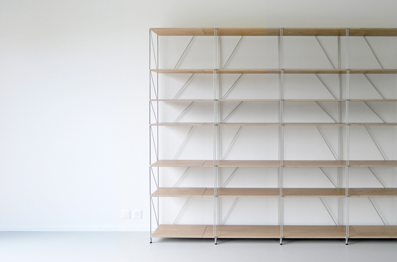 STM2 Shelf system by THISMADE