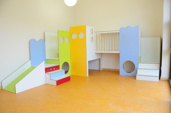 Playground  DBF-740 by De Breuyn