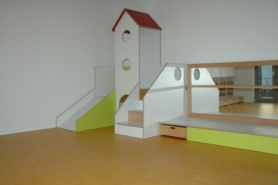 Playground  DBF-740 di De Breuyn