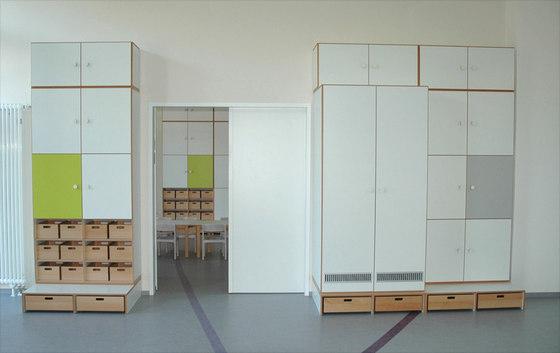 Shelf Combination DBF 652. de De Breuyn