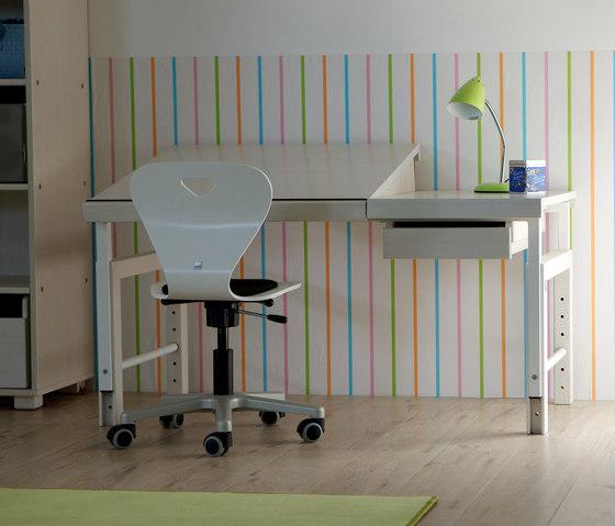 ziggy the desk for children by de breuyn