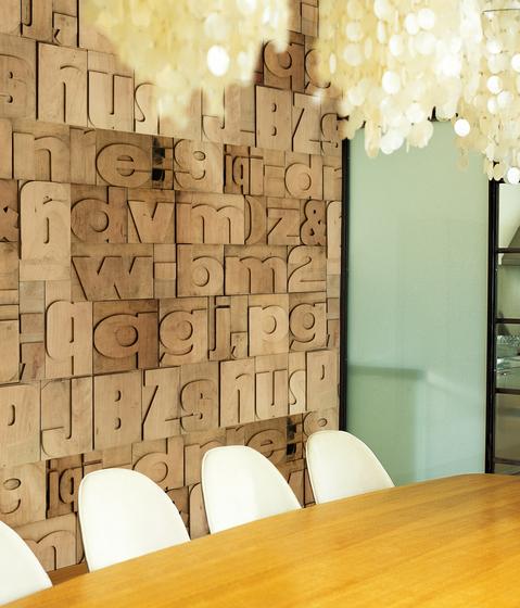 Typologie by Wall&decò