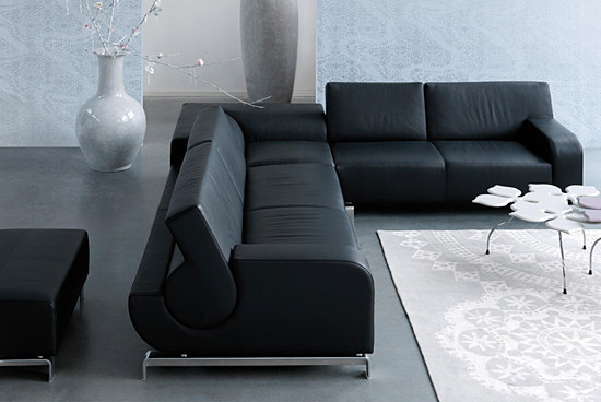 B-Flat Sofa by Leolux