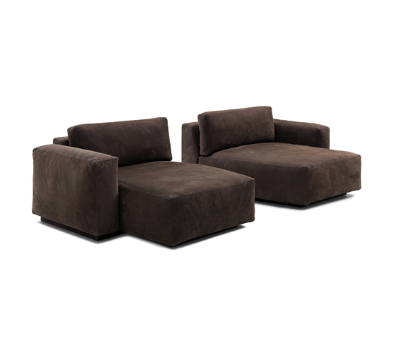 Copparo Corner sofa by Leolux