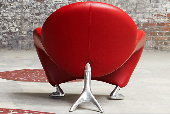 Papageno Armchair by Leolux