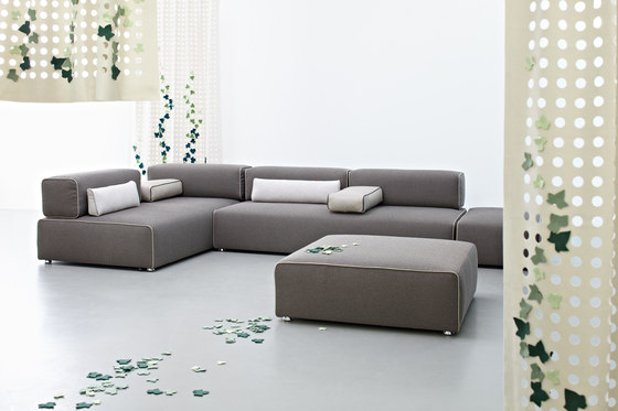 Ponton Sofa by Leolux
