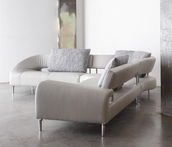 Vol de Reve Corner sofa by Leolux