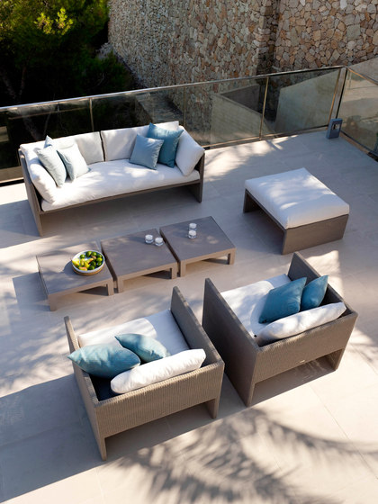 Terra Sofa Extension Cush de Tribù