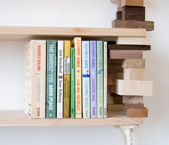 Blockshelf 50 von Green Furniture Concept