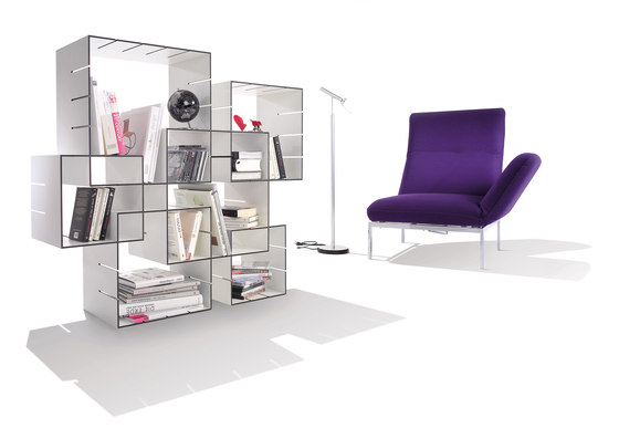 Konnex Shelf by Müller Möbelwerkstätten