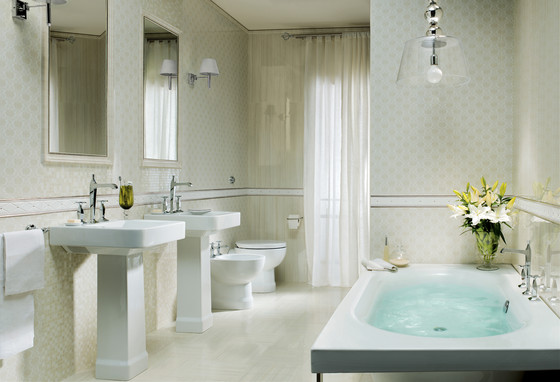 Brilliante Lemon Inserto Classico* by Fap Ceramiche