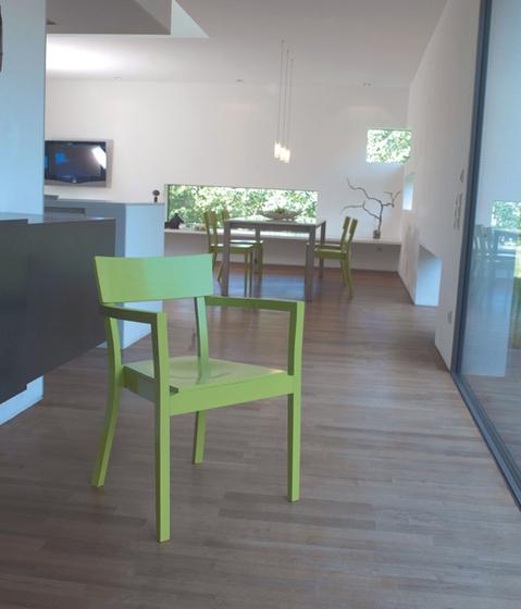 Bergamo chair by TON
