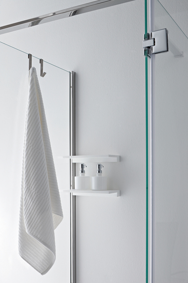 Unico Shower tray and closing by Rexa Design