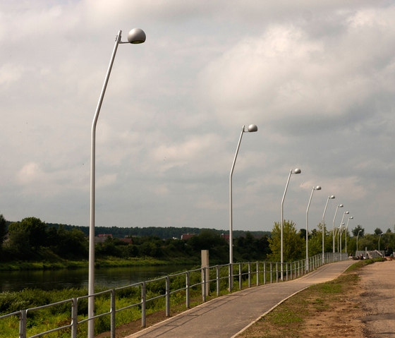 Smap Modular Public Lighting System di Lamp Lighting