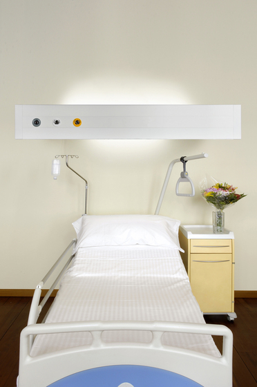 Clinic Gas Healthcare lighting by Lamp Lighting