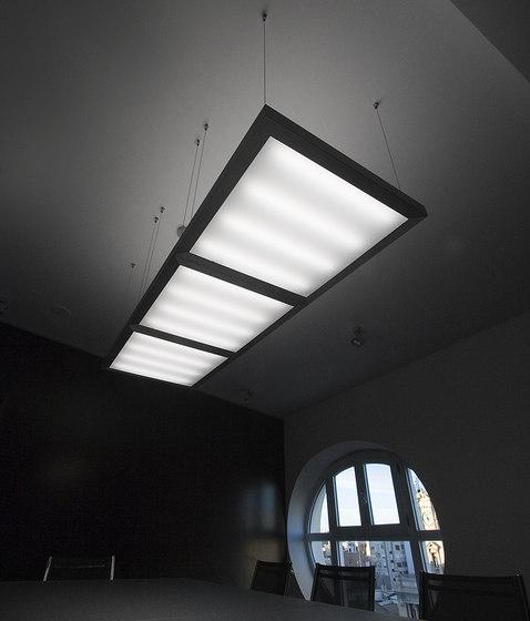 Dinamic Modular system by Lamp Lighting