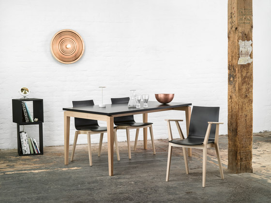 Stockholm table extention by TON