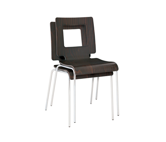 T - View chair by TON