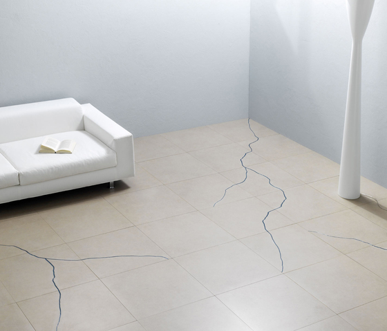 Terraviva Sand-blue Floor tile by Refin