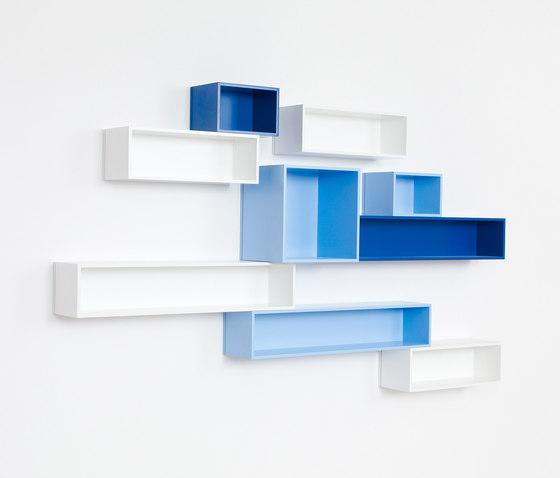 Cubit CD shelving system de Cubit