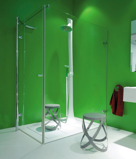 Albero shower by Ceramica Flaminia