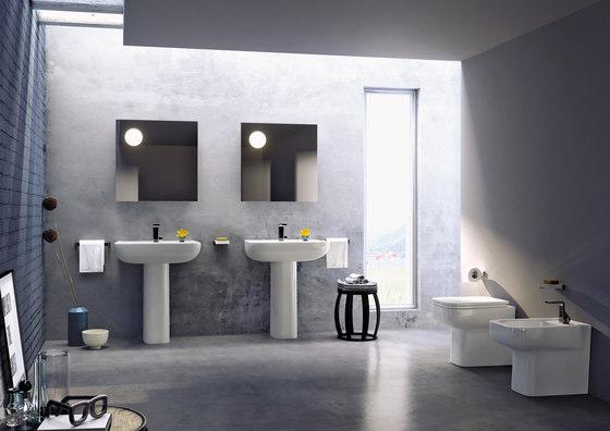 Como lavabo di Ceramica Flaminia